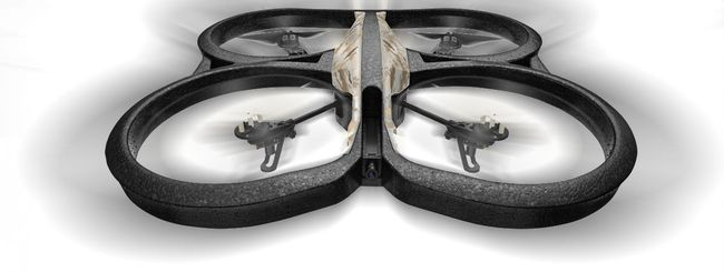 Parrot AR.Drone 2.0, disponibile la GPS Edition