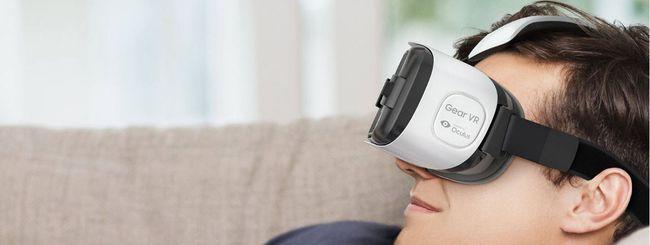 Samsung Gear VR per Galaxy S6 in Italia a 199 euro