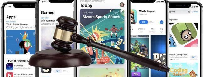 Apple sotto la lente dell'Antitrust per presunto monopolio App Store