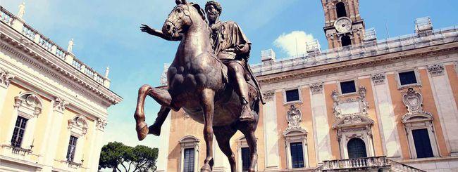 Il voto elettronico a Roma