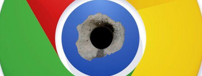 Google Chrome: altra patch e altri 60 mila dollari