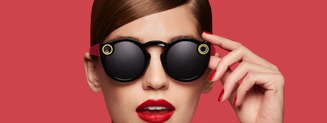 Snapchat Spectacles: in vendita gli occhiali che registrano la vita