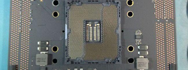 CPU di Mac Pro