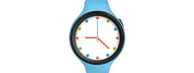 WatchMeGo, smartwatch per bimbi con localizzatore