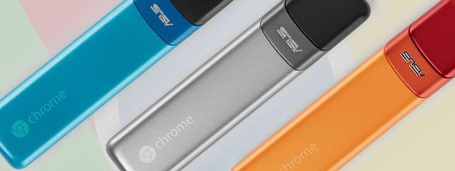 Google e ASUS: il giorno di Chromebit