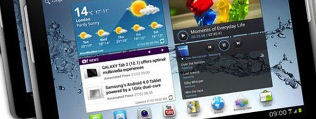 Samsung, conferme per il tablet da 11,8 pollici