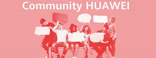 Community Huawei: un luogo d'incontro virtuale