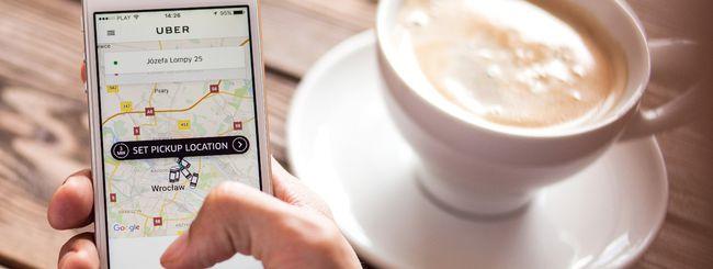 Uber e il tracking degli utenti dopo la corsa