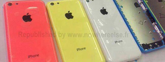 iPhone low cost: in Rete la versione blu