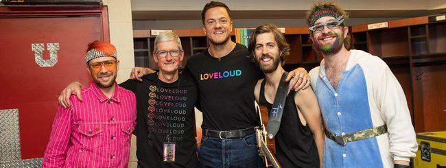Tim Cook: un messaggio per la gioventù LGBT