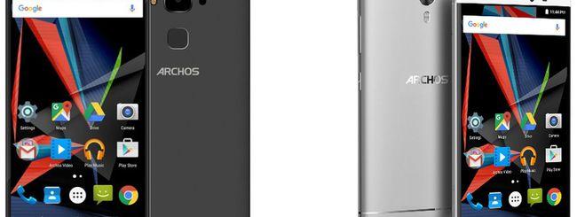 Archos Diamond 2, nuovi smartphone con Android 6.0