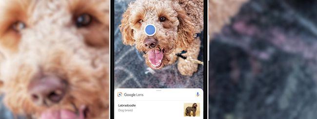 Google Lens arriva in Italia