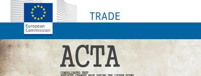 L'ACTA vista dalla Commissione Europea