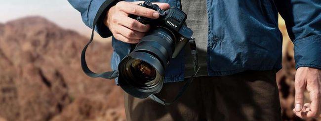 Reflex Sony economiche: 3 modelli sotto i 300 €