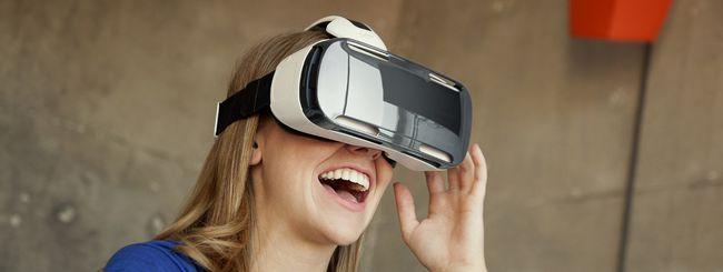 IFA 2014, Samsung presenta il visore Gear VR