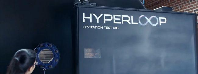 Hyperloop One progetta negli Emirati Arabi Uniti