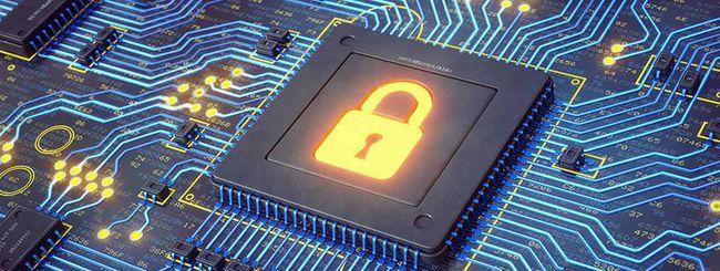 Sicurezza IoT, crittografia efficiente con un chip