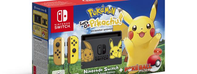 Milan Games Week, Pokemon: Let's Go in offerta