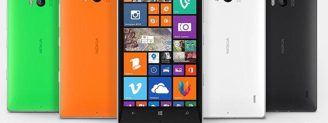 Nokia Lumia 930 in preordine da Amazon.it a 548€