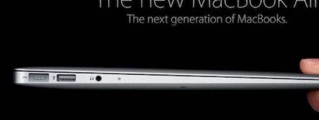 Niente Adobe Flash sui nuovi MacBook Air