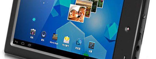 Hyundai A7, tablet Android 4.0 ICS economico