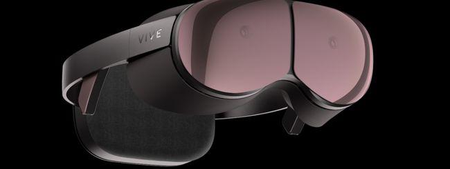 HTC Project Proton, nuovo visore VR all-in-one