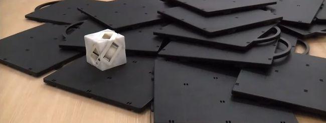 Dal MIT un cubo robot che salta ovunque