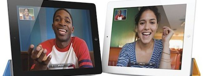 FaceTime su iPad 2: freeze della fotocamera