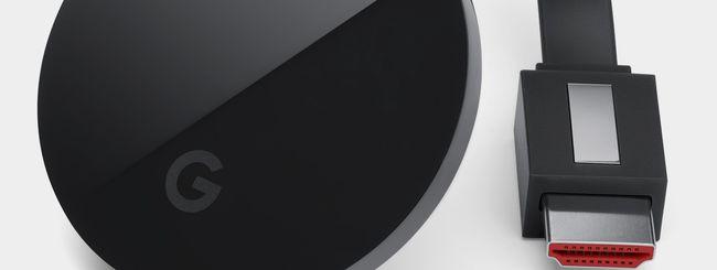 Google punta forte su Chromecast
