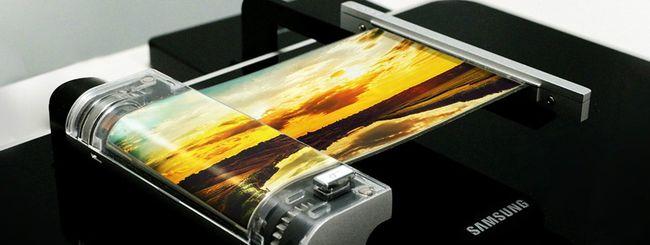 Samsung Display: smartphone pieghevoli nel 2019