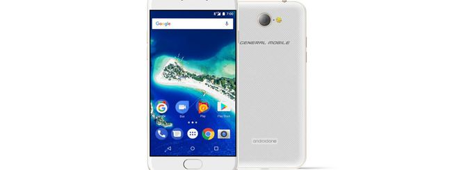 Nuovo smartphone Android One con Google Assistant