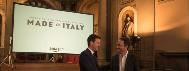 Il Made in Italy sbarca su Amazon