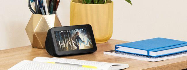 Amazon presenta Echo Show 5