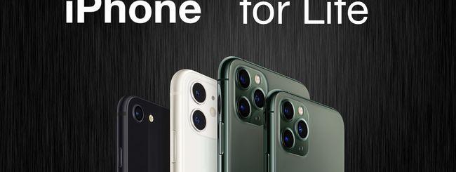 """""""iPhone for Life"""": Apple brevetta il trademark"""