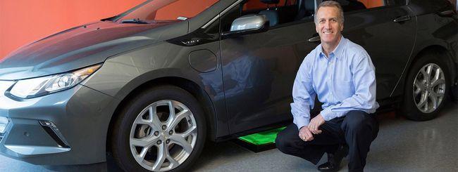 WiTricity-GM: auto elettriche e ricarica wireless