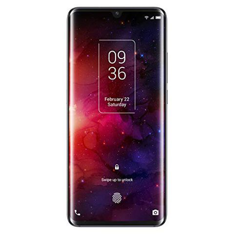 "TCL 10PRO, 6.47"" FHD+ AMOLED Curved (Ember Gray)"