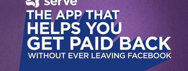 Serve: su Facebook con American Express