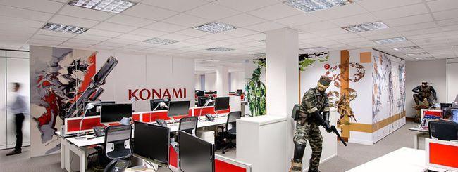 Konami non produrrà più videogiochi? Tutto falso!