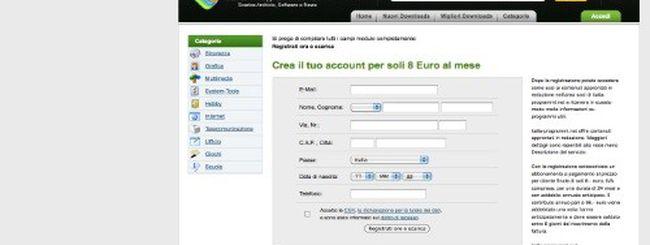 Italia-Programmi.net: oltre alle email, arrivano lettere a casa