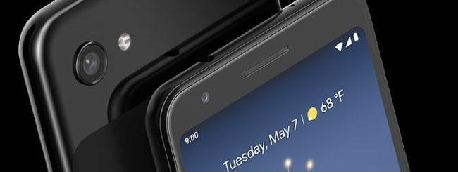 Google Pixel, novità per l'app Fotocamera