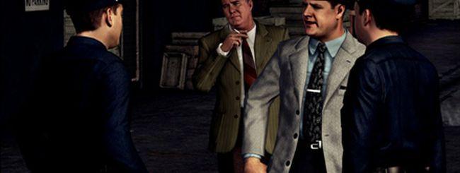 L.A. Noire: cut-scene, violenza, sesso e nudità nel rating BBFC
