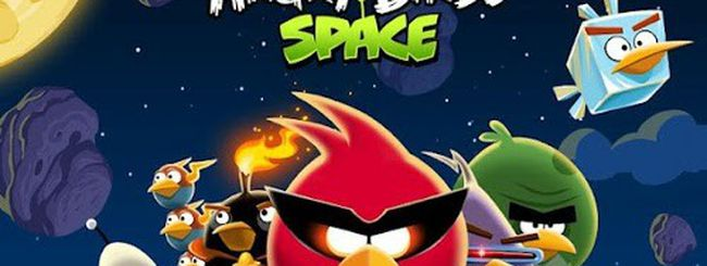 Angry Birds Space: recensione, screenshot e download