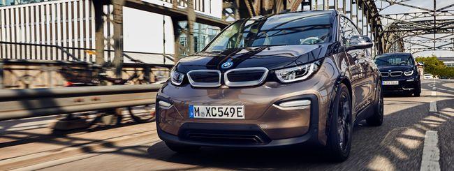 Azionisti BMW preoccupati del vantaggio di Tesla