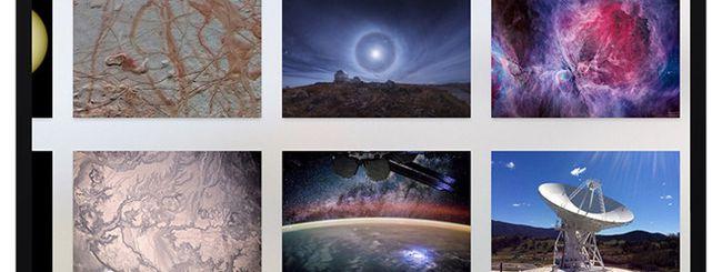 Apple TV, l'app ufficiale NASA approda anche sullo store di tvOS