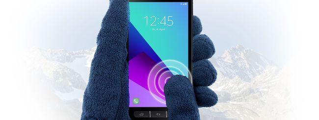 Samsung Galaxy Xcover 4, smartphone indistruttibile