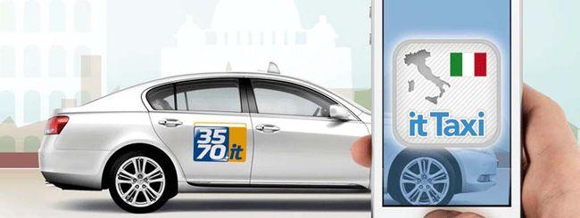 IT Taxi, l'applicazione dei radiotaxi
