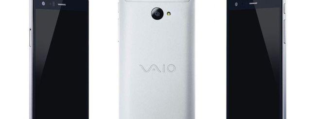 VAIO annuncia il Phone Biz con Windows 10 Mobile