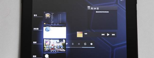 Rockchip Android 4.0 PAD, primo tablet ICS