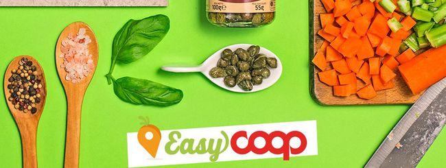 Coop, come fare la spesa online con EasyCoop