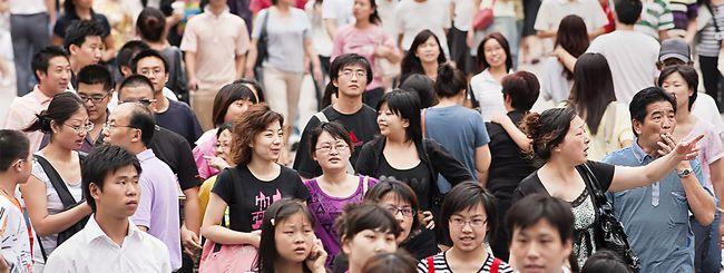 La Cina come Person of Interest